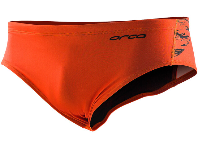 ORCA Core Briefs Men high vis orange